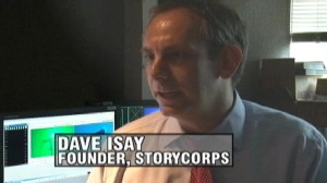 """VIDEO: Dave Isay of StoryCorps talks to Sharyn Alfonsi about new book, """"MOM."""""""