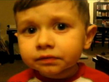 VIDEO: Samuel Chelpka recites poems flawlessly... and hes only three-years-old.