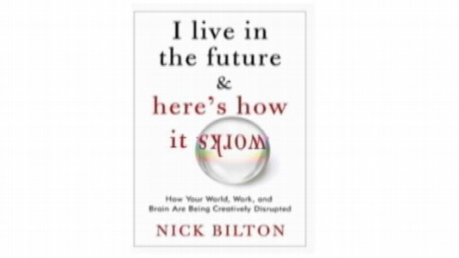 VIDEO: Author Nick Bilton tells Diane Sawyer about his new book on the digital world.