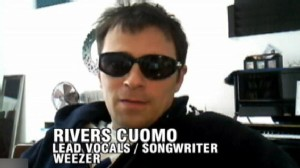 """VIDEO: Rivers Cuomo answers questions about the origin of the album title """"Hurley."""""""