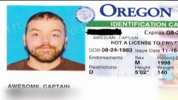 VIDEO: Oregon man says neither Facebook nor grandma happy about radical name change.