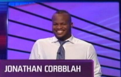 VIDEO: Jonathan Corbblah has an unusual hobby -- appearing on TV game shows.