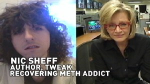 VIDEO: Diane Sawyer chats with Nic Sheff about meth addiction