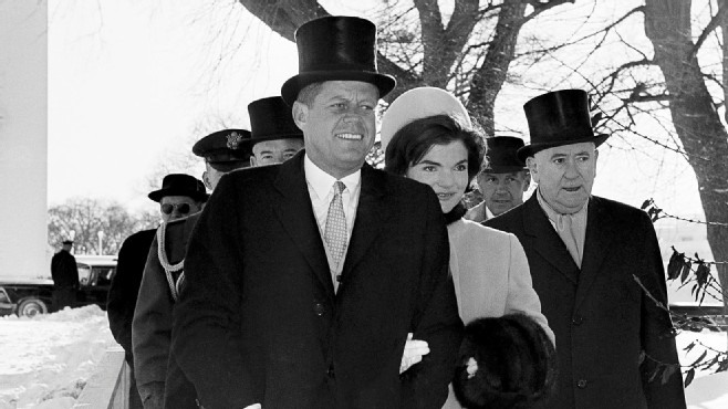 VIDEO: Relive the Presidency of John F. Kennedy, 50 years later on Twitter.