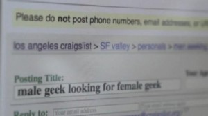 VIDEO: Turning classified ads into viral video sensations
