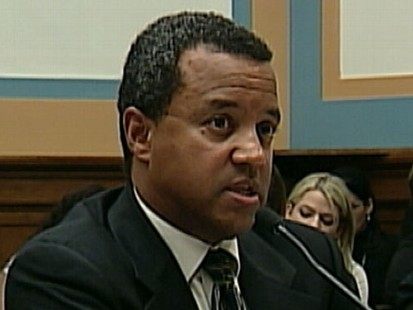 VIDEO: An executive is summoned by Congress to answer questions about sex trafficking.