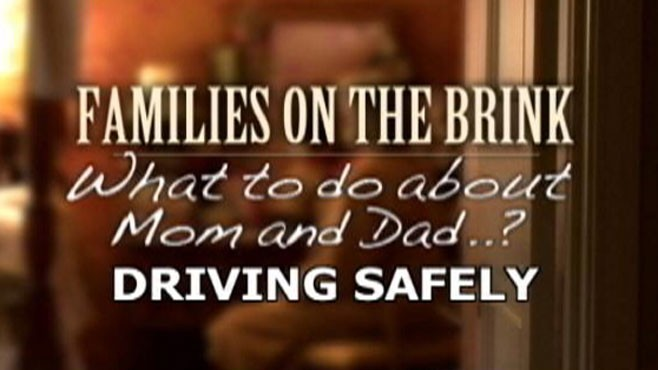 VIDEO: Expert roundtable on keeping elderly safe behind the wheel.