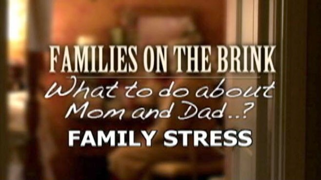 VIDEO: Experts discuss how caregivers can cope with stress.