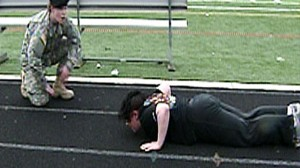 Video: Obesity becomes a major recruiting problem for the military.