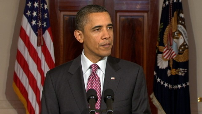 VIDEO: President Obama on transition of power: