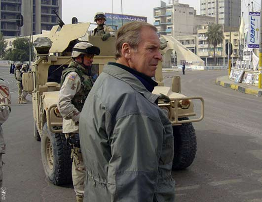 Peter Jennings reports on the Iraqi elections from Baghdad