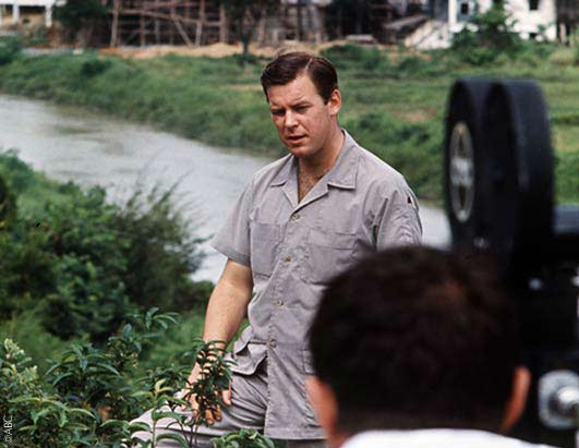 Peter Jennings was one of the first reporters who went to Vietnam in the 1960s.