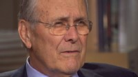 VIDEO: Rumsfeld talks with Diane Sawyer about the future of Afghanistan.