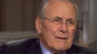 VIDEO: Rumsfeld explains why cowardly is not the right word to describe 9/11 terroris