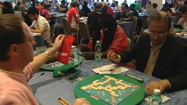 VIDEO: The popular board games top contest took place in Warsaw, Poland.