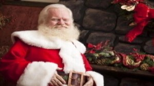 VIDEO: Carl Anderson has been Santa Claus at the same Dallas mall for two decades.