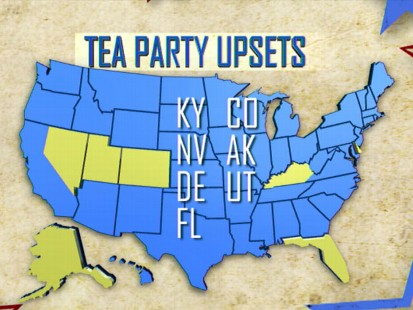 VIDEO:Tea Party Good for Who?