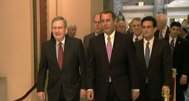 VIDEO:Republicans Ready for a Fight?