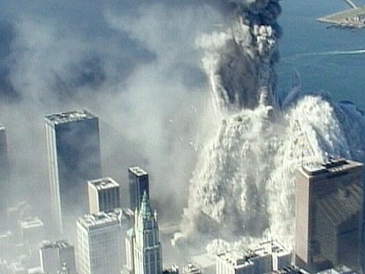 VIDEO: New Unseen Photos of 9/11