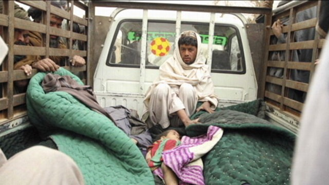 VIDEO: Soldier taken into custody after shooting 16 Afghan woman and children.