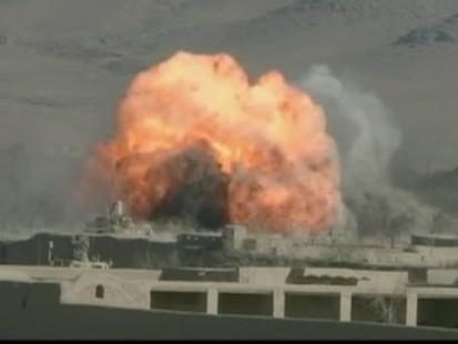 VIDEO: Operation Cobras Anger Begins in Afghanistan