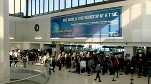 VIDEO: Newark Airports Security Breach Major Negligence