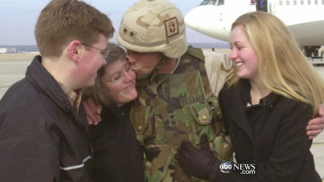 VIDEO: Holly Petraeus to be appointed to protect military families from scam artists.