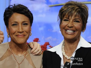 Watch: Robin Roberts Takes Medical Leave