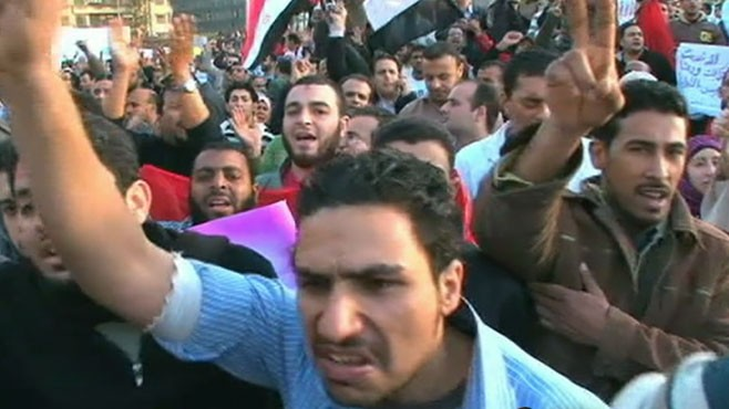 VIDEO: A Look at the Conflict in Egypt