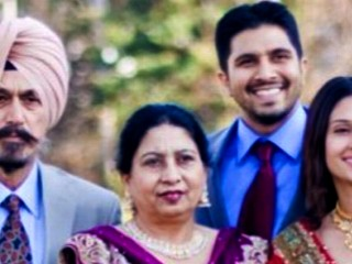 Watch: Sikh Temple President's Son Speaks on Shooting