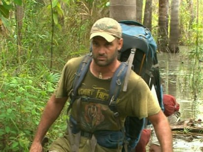 VIDEO: One Man Walks the Amazon