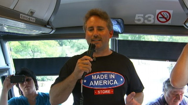 "VIDEO: ""Made in America"" series spotlights store in Elma, New York."