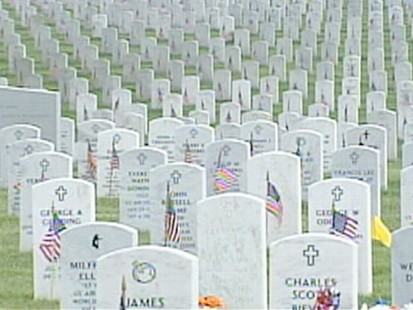 VIDEO: More than 200 Misidentified Graves at Arlington National Cemetery? Army Investigates