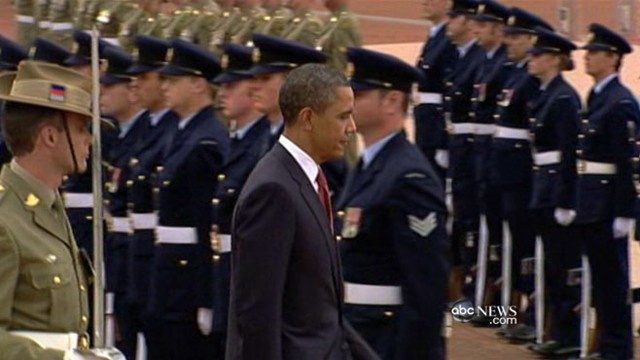 VIDEO: President plans to station Marines in Australia as a strategic move with China.