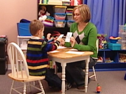 VIDEO: Rethink autism gives children therapy online