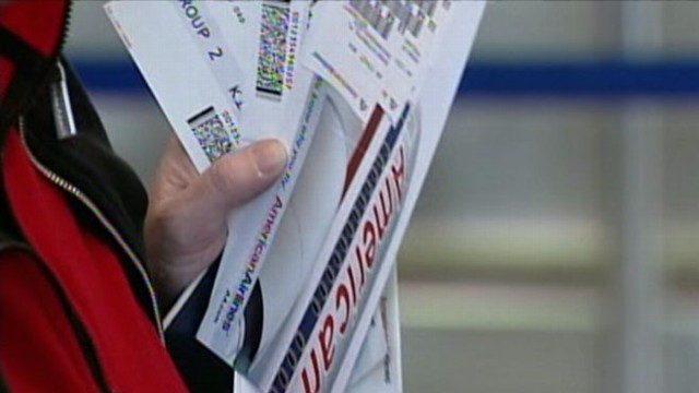 VIDEO: Ticket prices set to soar following big airline merger.