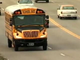 Watch: Baltimore School Bus Caught Running Red Light