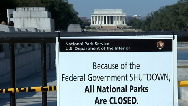VIDEO: Millions affected by shutdown, including no pay, no after school programs and no mortgages.