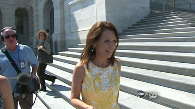 VIDEO: Christian counseling center of Michele Bachmann's husband denounced.