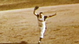 VIDEO: An unlikely source dubbed the only copy of a 1960 World Series game.