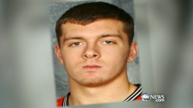 VIDEO: Wes Leonard of Fennville, Mich., dies after scoring winning basket.