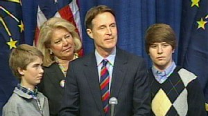 VIDEO: Democratic Senator Evan Bayh Retiring: I Do Not Love Congress