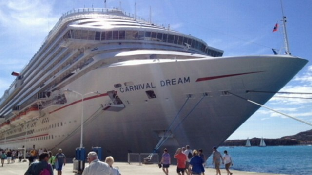 Gallery For Gt Carnival Cruise Ship Stranded