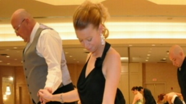 VIDEO: After suffering the loss of a foot, one woman refuses to give up the dream of dancing again.