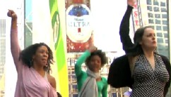 VIDEO: Once considered spontaneous displays of fun, flash mobs are now going corporate for big bucks.