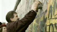 VIDEO: Berlin Wall torn down 20 years ago