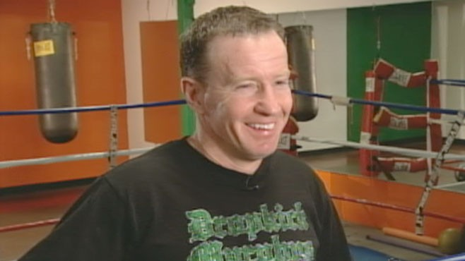 VIDEO: Meet the real life boxer who