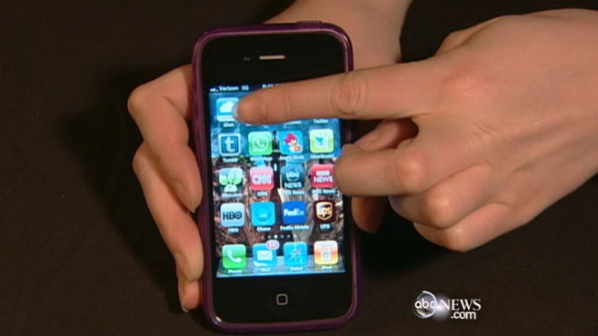 VIDEO: Apples popular smartphone raises privacy questions.