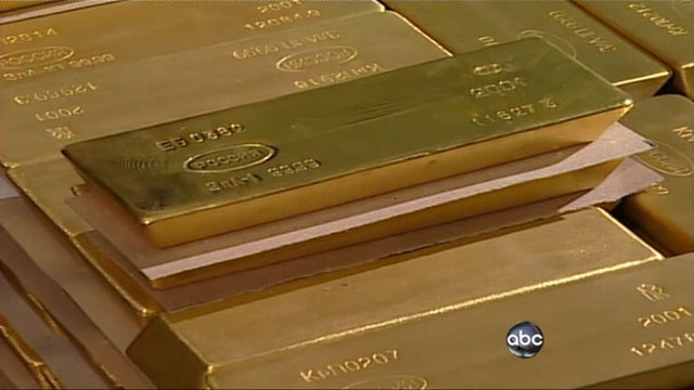 VIDEO: Record-high prices lead to gold rush.