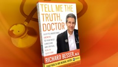 VIDEO:New book by Dr. Richard Besser discusses the importance of being truthful when it comes to health.